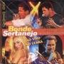 Cd Bonde Sertanejo Ao Vivo No Ceara Lacrado Novo Original