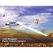 Aeromodelo Planador Asw28 V2  - 2.6 Metros  (759-1)rtf