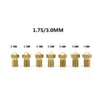 Nozzle Bico Hotend 1.75mm Impressora 3d Frete 10,00 Reais