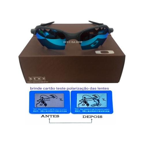20d3f4146 Oculos Oakley Romeo 2 Parriot Azul Bebe +teste+certificado à venda ...