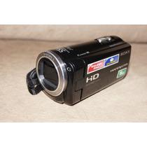 Filmadora Sony - Câmera Digital Full Hd Handycam Hdr-cx260v