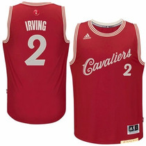 Regata Bordada Natal Cleveland Cavaliers Irving Pronta Entr