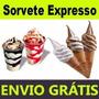 Receita De Calda De Sorvete Expresso -2016 -