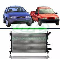Radiador Ford Fiesta/courier 1.0 / 1.3 Endura 96 / 99 S/ar