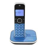 Telefone Sem Fio Motorola Gate4800 Azul