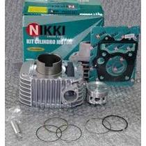 Kit Cilindro Motor Biz 125 Nikki (tecn.japonesa)