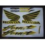 Adesivos Honda Cb 600 Hornet 2006 Amarela ----frete R$9,90