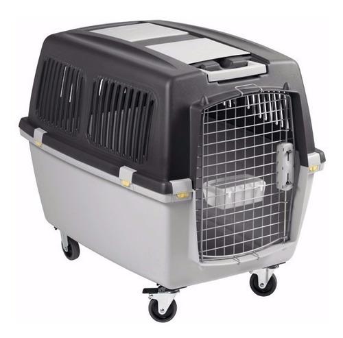 Caixa Transporte Para Cães Gulliver 6 Serve P/ Avião C