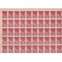 1959 C-435 Folha Selos Ordem Terceira Carmo Diamantina Mg