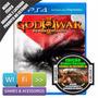 God Of War 3 Ps4 Remasterizado Original Lacrado Mídia Física