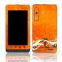 Capa Adesivo Skin371 Motorola Milestone 3 Xt860 4g