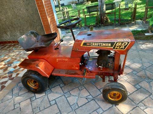 Cortador Grama Craftsman Seares Antigo #10470