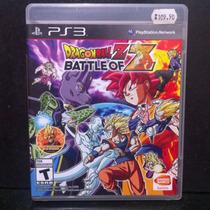 Dragon Ball Z Batle Of Z - Ps3