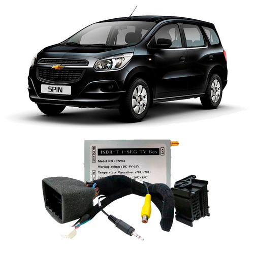 Interface Desbloqueio Chevrolet Mylink Tv Digital Original
