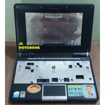 Carcaça Completa Netbook Asus Eee Pc 904hd Com Dobradiça