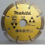 Disco Diamantado Makita 105mm 4 Concreto Segmentado D-42531