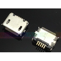Conector Micro Usb V8 Tablet Dl