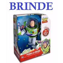 Toy Story O Poderoso Buzz Lightyear Fala Português Toyng