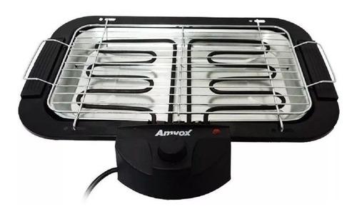 Churrasqueira Elétrica Amvox Ach 1500 127v Preta