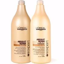 Loréal Absolut Repair Kit Shampoo E Condicionador - Promoção