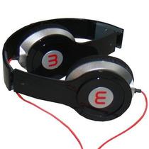 Fone Ouvido Headphone Fone Mkit - Celular - Mp3 - Computador