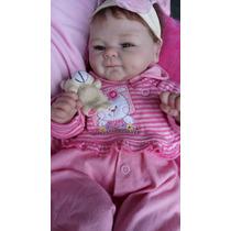 Boneca Bebê Reborn Linda E Delicada. Barata !