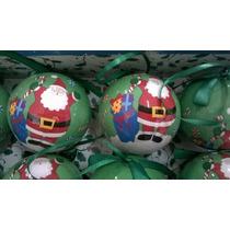 Bolas De Natal Enfeite Árvore Pendente Presépio 10 Peças