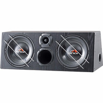 Caixa Amplificada Box Trio 2000 Hinor Carro Som Automotivo!