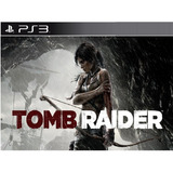 Jogo Tomb Raider Digital Edition Ps3 Midia Digital Psn Ptbr