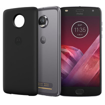 Smartphone Moto Z² Play Power Edition Platinum 12mp+frontal