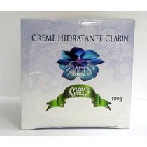 Creme Hidratante Clarin 100g Flora Pura-12 Unidades