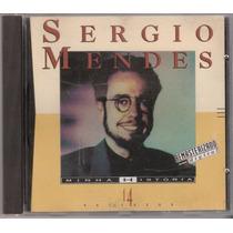 Cd Sergio Mendes - Minha Historia ( Polygram )