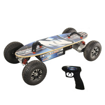 Skate Elétrico Dropboards Tronik Twin Tech 1600w 36v - Azul
