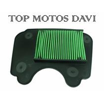 Filtro Ar Modelo Original Moto Honda Biz 100 2013