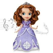Boneca Princesa Sofia 31cm Original Disney P/entrega
