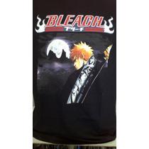 Camiseta T-shirt Camisa Anime Bleach Ichigo