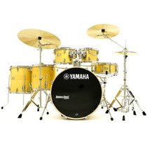 Bateria Yamaha Stage Custom Birch Natural Lacquer 20¨,10¨,12