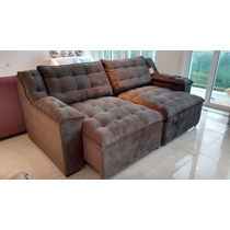 Sofa Retratil- Lindo - Novo
