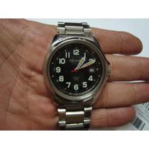Relógio Technos Army Grande.quartz.marca Dia.bonitão!