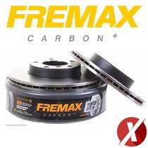Fremax Bd3900 Disco Freio Dianteiro Par Honda Fit 1.5 16v