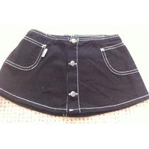 Saia Jeans Infantil Tam 6- Nunca Usada!!!!