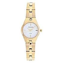Relógio Technos Feminino 5atm Luxo Prova 2035lqq Tc73