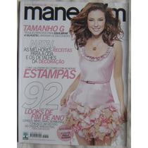Revista Manequim - Edição 605 - Dezembro 2009.