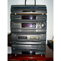 Conjunto De Som Sony Lbt-a495 Completo