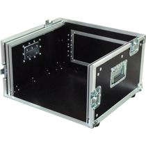 Flight Case Rack 4u E Mesa De Som