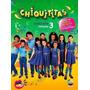 Chiquititas Video Hits Vol. 3 Dvd + Porta Retrato Original