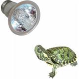 Lampada Uva E Uvb 2.0 Para Répteis 50w