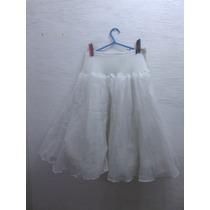 Saia Longa Para Forro De Vestido Noiva No Estado Usado