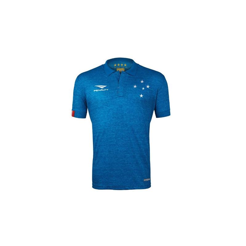 Camisa Penalty Cruzeiro Comemorativa 2015 Tam. G - Egg em Congonhas ... 6207f4ba5f429