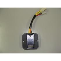 Regulador De Voltagem Comet 250/mirage Injetada